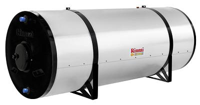 RESERVATÓRIO TÉRMICO HORIZONTAL 300L - RINNAI - (0,5KGF/CM²) -0