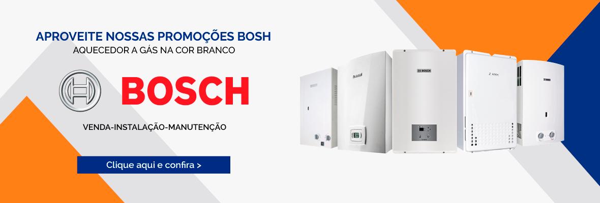 Aquecedores Bosch